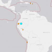 厄瓜多發生驚人強震!外交部:國人均平安