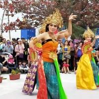 新住民接地氣 屏東燈會表演展現東南亞多元文化之美