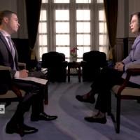 CNN記者貼身觀察:蔡英文非典型總統 懂得自嘲有冷幽默