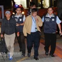 獵雷艦案陳慶男獲釋 雄檢隨即帶回調查海科館弊案