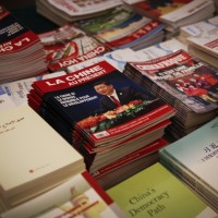 Beijing increases censorship of foreign language books printed in China
