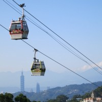 Woman dies after falling from Maokong Gondola Taipei Zoo Station