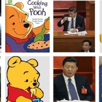 Photo of the Day: Parallel lives of Xi and Winnie
