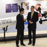 'Space and Astronomy' exhibition opens at Taipei Astronomical Museum