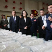 NT$1 billion worth of illegal drugs seized by Taiwan authorities in six-month bust