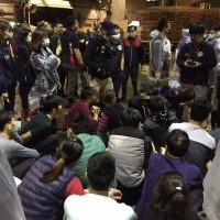 22 unaccounted for Vietnamese workers, tourists nabbed in Taipei slaughterhouse