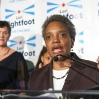 芝加哥將迎來史上第一位非裔女性市長