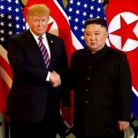 川金二會登場 川普盛讚北韓具有強大的經濟潛力