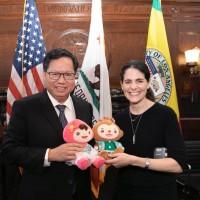 US-China trade tension benefits Taiwan's industries: Taoyuan Mayor