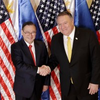 Pompeo: US to make sure China can't blockade South China Sea