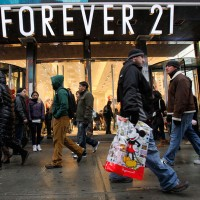US fashion retailer Forever 21 to pull out of Taiwan: reports