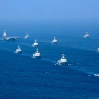 U.S. condemns Chinese military exercises in Taiwan Strait