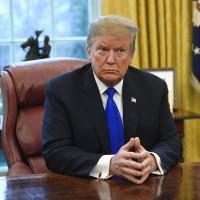 川普緊急狀態令遭參院否決 將發動總統否決權