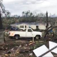 「災難性」龍捲風襲美國南部 至少14死