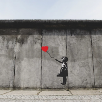 Gallery of British mystery artist, Banksy, coming to Taiwan for first time