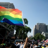 Same-sex marriage moves forward at Taiwan Legislative Yuan