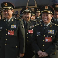 China to spend 1.19 trillion RMB on military in 2019
