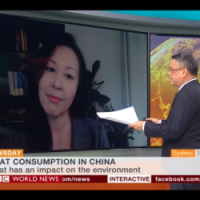WildAid Talks to BBC About Chinese Meat Consumption