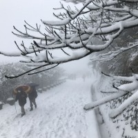 Cold front could bring snow to Taiwan's mountains this week