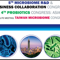 International biotech professionals visit Taiwan for Microbiome and Probiotics Congress