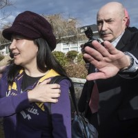 Huawei executive's second extradition hearing in Canada May 8