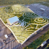 Dutch architect firm MVRDV reveals plan for produce market in southern Taiwan