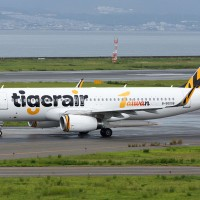 Tigerair Taiwan passengers stuck on flight from Japan for one hour after landing