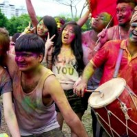 Celebrate spring and Indian culture at Grand Holi Taipei 2019