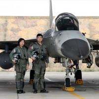 女航醫同乘IDF戰機守護健康 是飛行員捍衛領空的幕後功臣