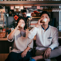 Malaysian new immigrant runs design studio and eel brand in Southern Taiwan