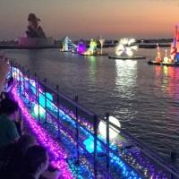 台灣燈會登上國際舞台 2花燈前進大馬展出
