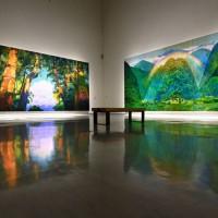 「大自然奇幻的光影」個展 以自然喻台灣人文脈動