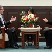 Taiwan President thanks US religious freedom ambassador for allyship