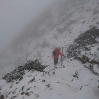 Taiwan's Yushan sees 3.5 cm of fresh snow