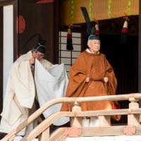 日本天皇禪位儀式正式開跑