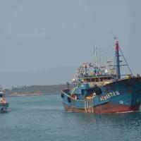 Taiwan Coast Guard seizes Chinese fishing boat near Penghu