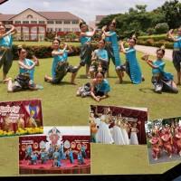 觀光新南向 泰國舞蹈團訪日月潭演出 好吸睛!