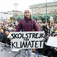 Swedish teenage climate activist nominated for Nobel Peace Prize