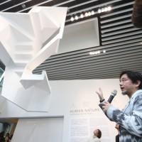 日建築師平田晃久在台首展 展現人與自然的共生關係