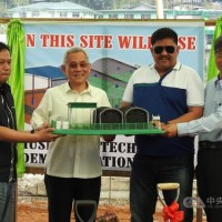 Taiwan-Philippines demo mushroom farm breaks ground