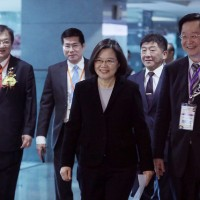 Tsai Ing-wen to re-register as Taiwan presidential candidate prior to diplomatic trip