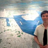 洪天宇「城市方舟」留白藝術 從生命缺口悟人生出口
