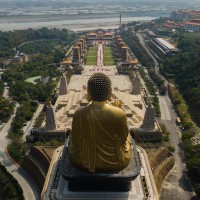 Photo of the Day: Fo Guang Big Buddha in Kaohsiung