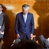 申辦東奧行賄疑雲擴大 日本奧委會主席將下台