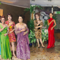 Taiwan's Eslite Gallery features Chinese artist Liu Xiaodong at Art Basel Hong Kong