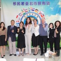 作育英才獲外僑永居證 美國學校校長蘇珊娜樂在臺灣