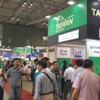 Vietnam processing and packaging trade show shines spotlight on Taiwan