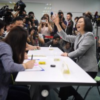 President Tsai Ing-wen: Taiwan needs me