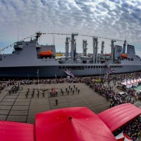 Taiwan Navy Dunmu Fleet will showcase flagship for public view