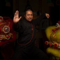 Sifu Steven Baugh. (Photo from the Lohan School of Shaolin)
